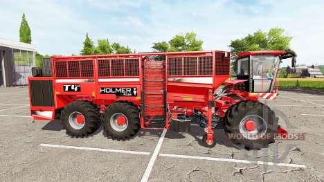 HOLMER Terra Dos T4-40 für Farming Simulator 2017
