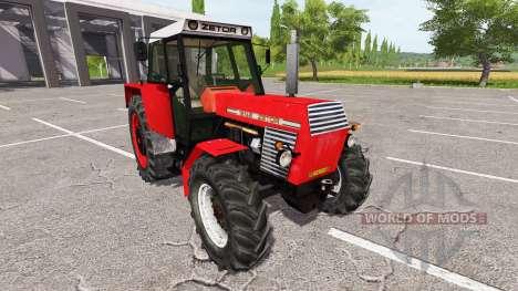 Zetor 12045 v0.5 pour Farming Simulator 2017