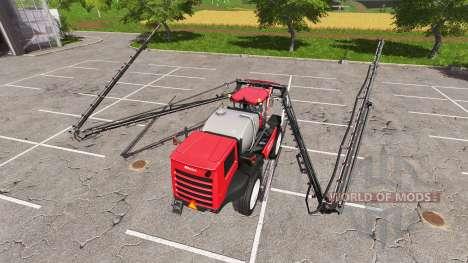 Miller Nitro 5250 pour Farming Simulator 2017