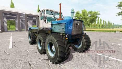HTZ T-150K experimentelle für Farming Simulator 2017