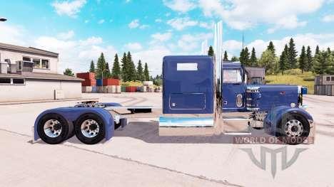 Peterbilt 359 für American Truck Simulator