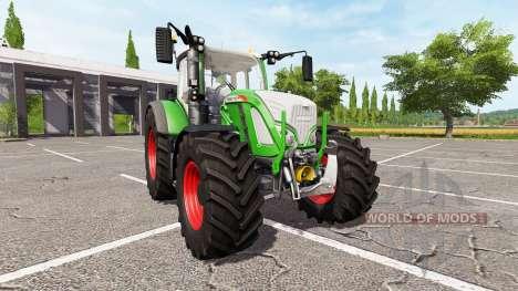 Fendt 716 Vario v1.02 für Farming Simulator 2017