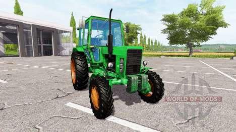 MTZ-82 Biélorussie v2.0 pour Farming Simulator 2017
