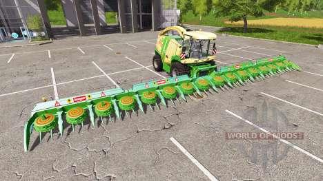 Kemper 2020 für Farming Simulator 2017