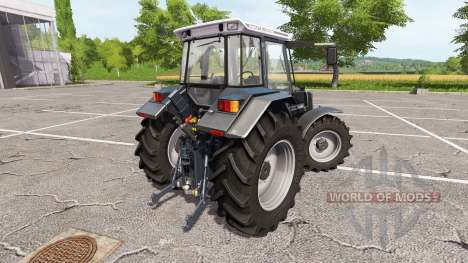 Deutz-Fahr AgroStar 6.61 black beauty pour Farming Simulator 2017