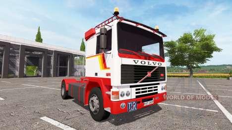 Volvo F12 pour Farming Simulator 2017
