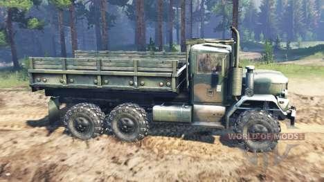 AM General M35A3 1993 für Spin Tires