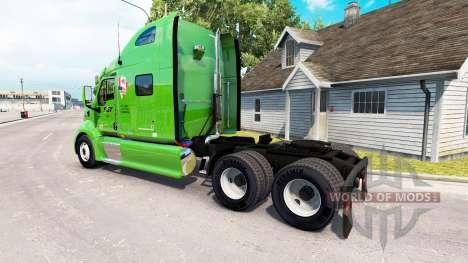 Le SERGENT de la peau pour le camion Peterbilt 3 pour American Truck Simulator