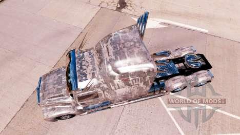 Wester Star 5700 [Optimus Prime] v1.4 pour American Truck Simulator