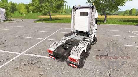 Scania R440 agro pour Farming Simulator 2017