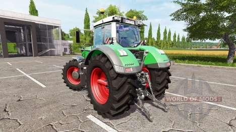 Fendt 1050 Vario v1.1 pour Farming Simulator 2017