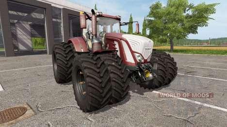 Fendt 955 Vario deluxe edition pour Farming Simulator 2017