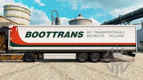 Haut BootTrans für Anhänger für Euro Truck Simulator 2
