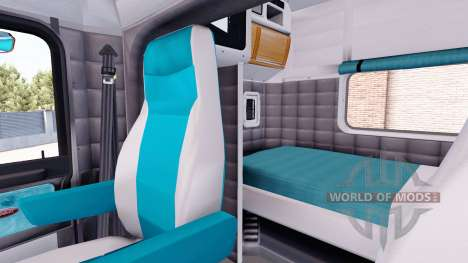 Peterbilt 379 remake für American Truck Simulator