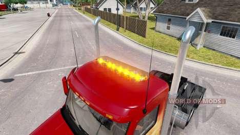 Strobe light v1.6 für American Truck Simulator