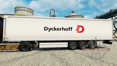 Dyckerhoff skin for bande-annonce pour Euro Truck Simulator 2