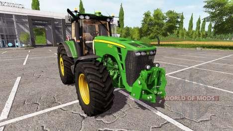 John Deere 8530 pour Farming Simulator 2017