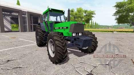 Torpedo RX 170 pour Farming Simulator 2017