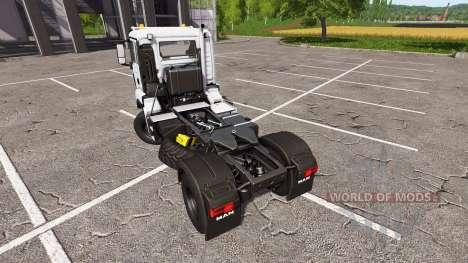 MAN TGS 18.480 pour Farming Simulator 2017