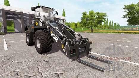 JCB 435S black pour Farming Simulator 2017