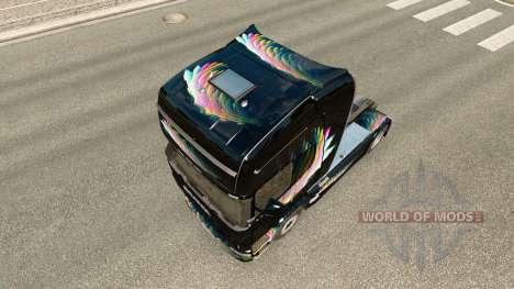 FDT skin für Renault Magnum Zugmaschine für Euro Truck Simulator 2