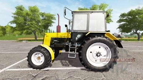 MTZ-Belarus 1025 v4.0 für Farming Simulator 2017
