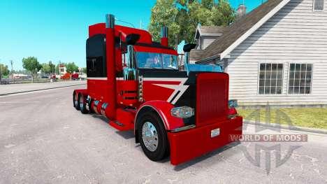 Haut-Große & Kleine für den truck-Peterbilt 389 für American Truck Simulator