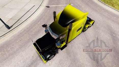 Vanderoel skin für den truck-Peterbilt 389 für American Truck Simulator