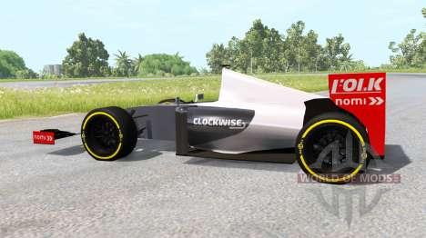 Ein Formel-1-Auto für BeamNG Drive