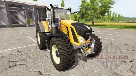 Fendt 939 Vario extended für Farming Simulator 2017