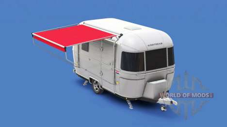 Airstream Trailer für American Truck Simulator
