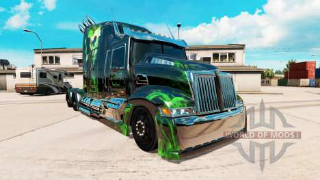 Wester Star 5700 pour American Truck Simulator