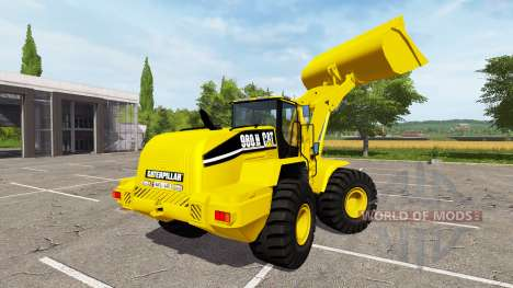 Caterpillar 980H für Farming Simulator 2017
