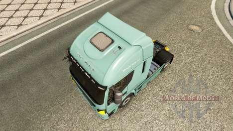 Rodewald-skin für Iveco-LKW für Euro Truck Simulator 2