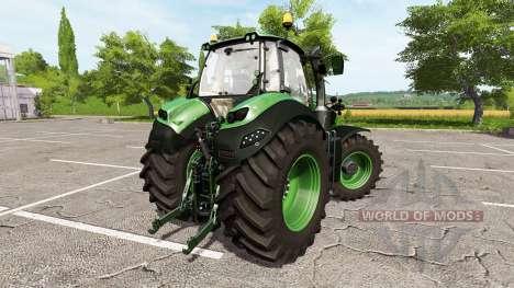 Deutz-Fahr 9290 TTV für Farming Simulator 2017