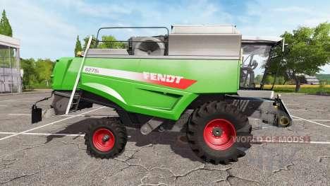 Fendt 6275L v1.0.0.1 pour Farming Simulator 2017