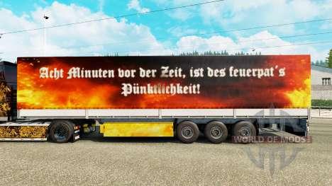 Tuwas Haut für Anhänger für Euro Truck Simulator 2