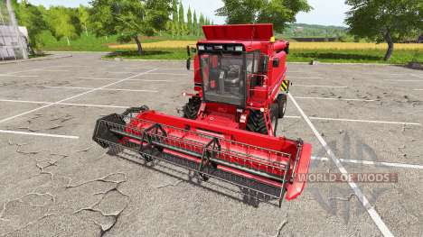 Case IH 1055 18FT für Farming Simulator 2017