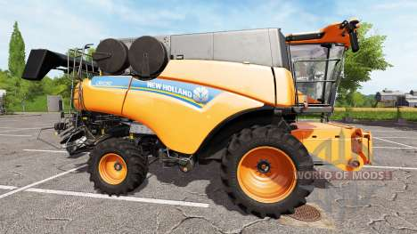 New Holland CR10.90 twin wheels pour Farming Simulator 2017