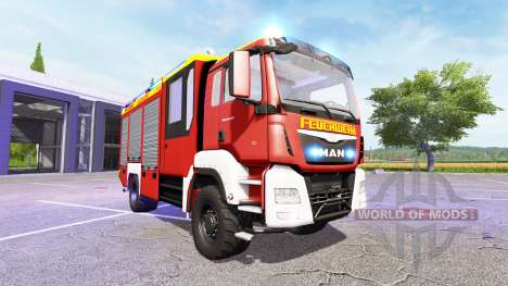 MAN TGS 18.480 HLF für Farming Simulator 2017