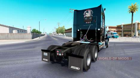 Freightliner Classic XL v2.1 pour American Truck Simulator