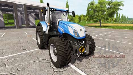 New Holland T7.315 pour Farming Simulator 2017