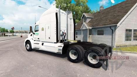 Epes de Transport de la peau pour le camion Pete pour American Truck Simulator