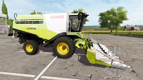 CLAAS Lexion 780 für Farming Simulator 2017