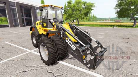 JCB 435S modified pour Farming Simulator 2017