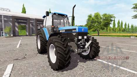 New Holland 8340 für Farming Simulator 2017