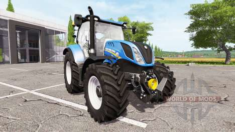 New Holland T6.145 für Farming Simulator 2017