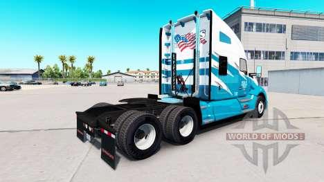 Phils de Transport de la peau pour Kenworth T680 pour American Truck Simulator