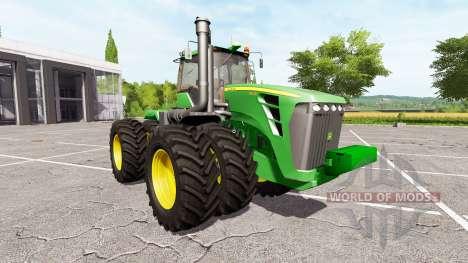 John Deere 9630 für Farming Simulator 2017