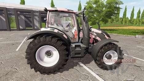 Valtra T234 COW Edition multicolor für Farming Simulator 2017